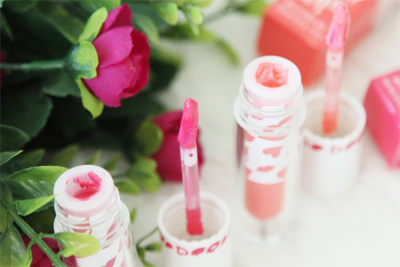 { Review } Etude House Color in Liquid Lips